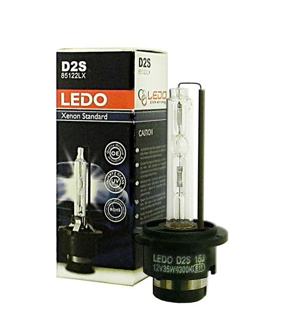 Лампа ксенон D2S LEDO