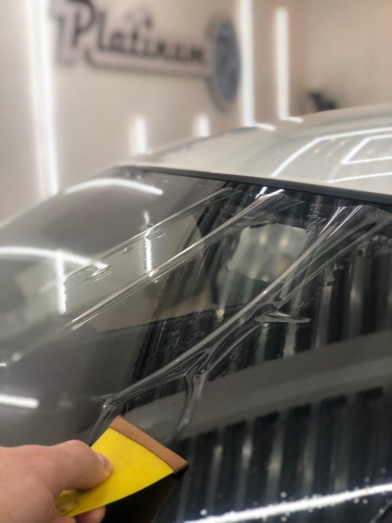 атермальная тонировка лобового стекла