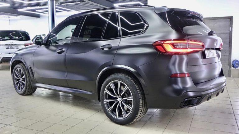 Комплекс работ для BMW X5